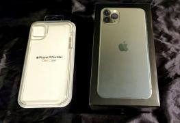 Apple iPhone 11 Pro Max 512ГБ розблоковано