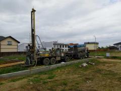 Бурение скважин по Киевской области