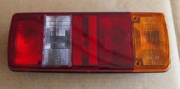 Фары, повороты MAN L2000 (старый тип, до 2000 года)