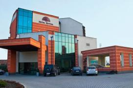 Hotel near Krakow with 110 seats sell