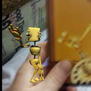 """Как """"оживить """" картинку на обложке 3D тетради"""