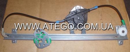 Mechanical window lifter left Mercedes Atego 9737200146. M
