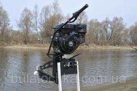 Підвісні човнові мотори болотоходи MRS, Човнові болотоходи