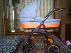 Sell baby stroller, used, in good condition