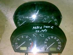 Sell original instrument panel on Skoda Fabia
