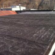 Services of roofers.Repair of roofs,canopies balconies