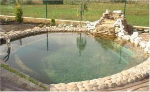 Stvorennya stochnyh vodojm, lakes, vodopad, pools
