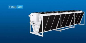 Сухие градирни, конденсаторы, воздухоохладители, шокфростеры (GUNTNER)