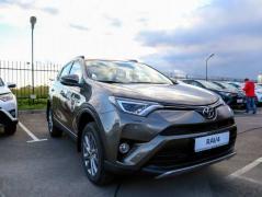 Toyota Rav 4 Новий Toyota RAV 4 IV (CA40) 2018 р