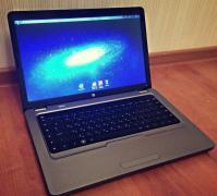 Ухоженный, деловой ноутбук HP Compaq G62