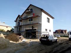 Утепление фасадов домов в Ивано-Франковске, утепление стен