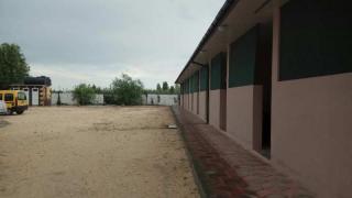 Відпочинок на Арабатській стрілці (пансіонат «Аквамарин»)